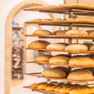 Enfriar pan