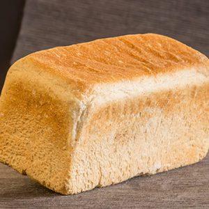 Pan de Molde Ecológico de Trigo Blanco Grande de Fermentación Mixta. Cortado