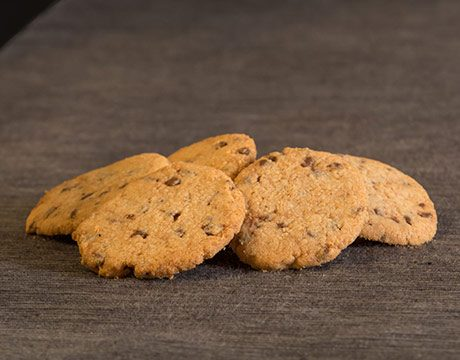 Cookies Ecológicas (con azúcar)