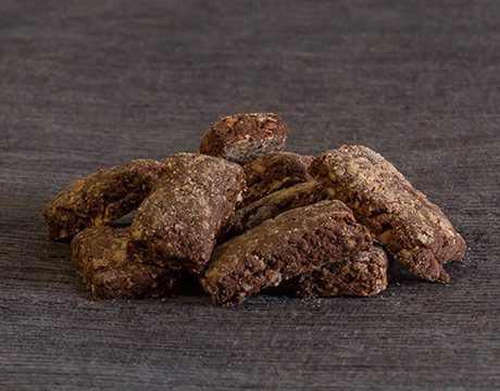 Rosquilletas Ecológicas dulces de Espelta con Algarroba (con Azúcar)