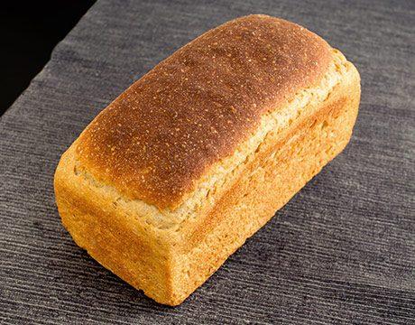 Pan de Molde Ecológico de Khorasan Semi-Integral de Fermentación mixta y Larga duración. Sin cortar