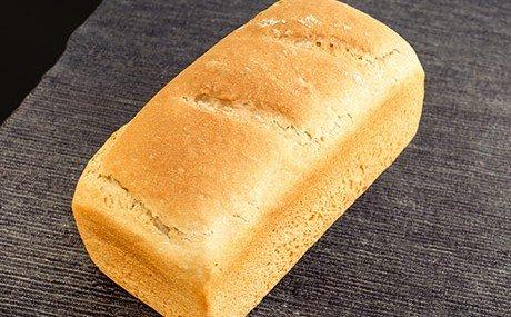 Pan de Molde Ecológico de Espelta y Avena de Fermentación Mixta. Cortado