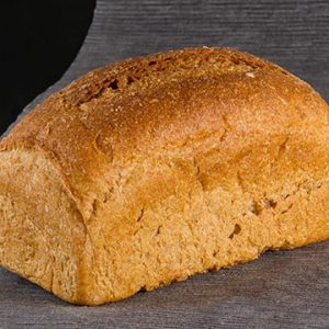 Pan de Molde Casero Ecológico de Espelta Integral de Fermentación Mixta. Cortado