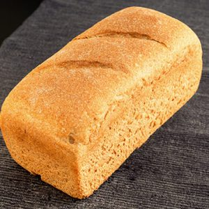 Pan de Molde Ecológico Rústico Semi-Integral de Fermentación mixta y Larga duración. Sin cortar