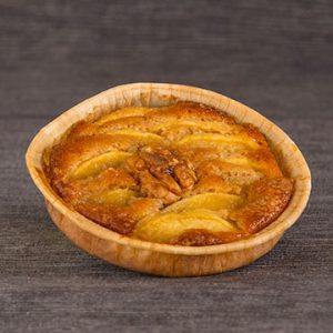 Tartaleta Ecológica de Manzana con azúcar de caña integral